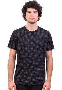 Camiseta Limits Full Soft Poa Preto