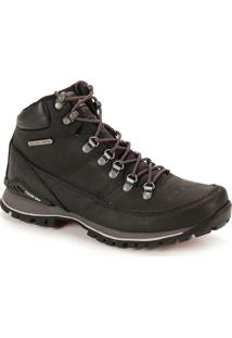 Bota Adventure Masculina Bull Terrier Side Hill - Preto