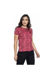 Camiseta Sideway Mulher Maravilha Símbolos - Vermelha