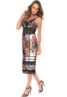 482eb13de Vestido Lanca Perfume Renda feminino | Shoelover