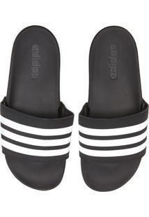 Chinelo Slide Adidas Originals Cf Stripes W Preto 100% quality c8492 233fa  ... e6090900bd4a2