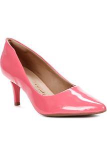 Sapato Scarpin Feminino Crysalis Rosa