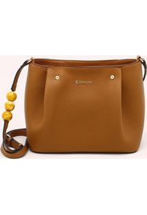 Bolsa Shoulder Bag Toffee - P