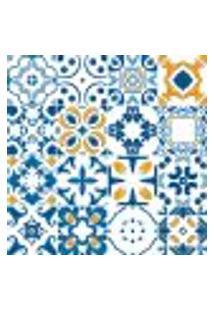 Adesivo De Azulejo - Ladrilho Hidráulico - 377Azpe