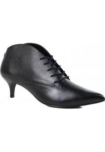 Sapato Feminino Jorge Bischoff Scarpin Salto Fino