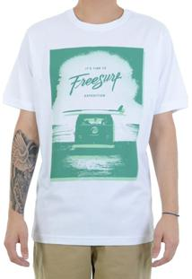 Camiseta Freesurf It'S Time To Expedition - Masculino