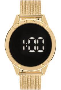 Relógio Euro Feminino Fashion Fit Touch Eubj3912Aa/4F