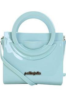 Bolsa Petite Jolie Mini Bag Love Bag Express Feminina - Feminino-Verde
