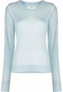 Etoile Suéter Leve Fania - Azul