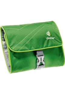 Necessaire Wash Bag I Verde - Deuter