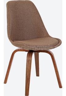 Cadeira Lis Marrom