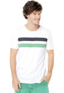 Camiseta Vr Line Branca