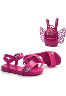 Sandália Barbie Butterfly + Brinde