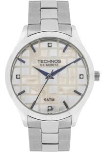 75cbee415a1 Relógio Analógico Technos Textura feminino