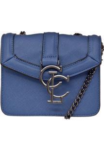 b663a504b Bolsa Azul Colcci feminina | Gostei e agora?