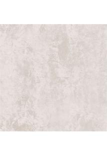 Papel De Parede Cimento 100X52Cm Cinza Claro