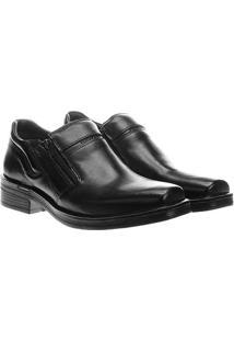 Sapato Social Ferracini Urban Way Hi - Masculino-Preto