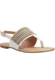 Sandália Dakota Z1162 - Feminino-Branco