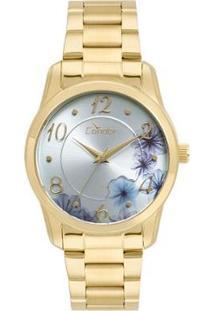 Relógio Condor Feminino Fashion Top Fashion - Co2039At/K4A Co2039At/K4A - Feminino-Dourado