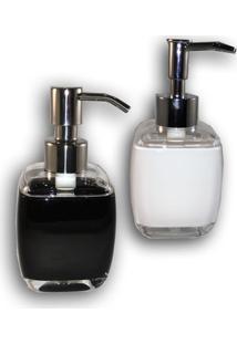 Porta Sabonete Líquido Em Acrílico Ba5003