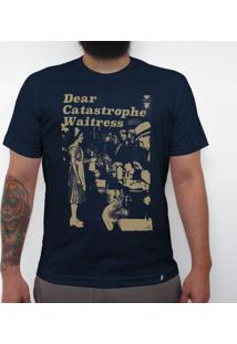Dear Catastrophe Waitress - Camiseta Clássica Masculina