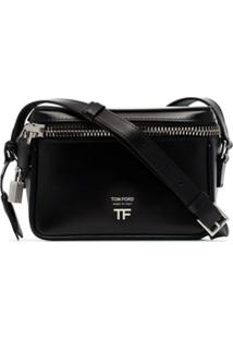 Tom Ford Bolsa Tiracolo Day - Preto