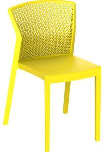 Cadeira Peti Limão Siciliano