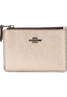 Coach Carteira Mini 'Id' - Neutro