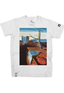 Camiseta Stoned Dali Branco
