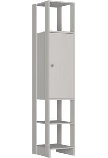Guarda-Roupa Modulado Closet 107 - Nova Mobile - Branco