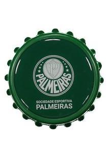 Abridor De Garrafa Palmeiras Tampão 3D