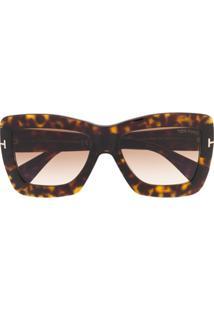 Óculos De Sol Tom Ford feminino   Shoelover da32ad6f74
