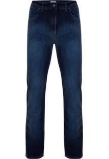 Calça Jeans Índigo Premium Overdyed