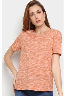 Camiseta Forum Listras Feminina - Feminino