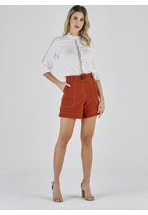 Shorts Celestine Telha