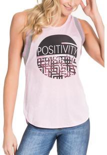 Regatao Live Positivity Vibes Rosa P