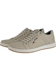 Sapatênis Cr Shoes Com Elástico Lançamento Bege