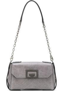 Givenchy Mystic Shoulder Bag - Cinza