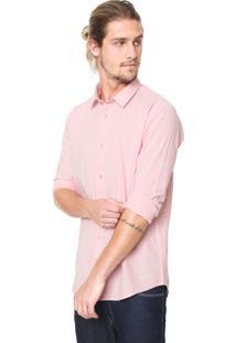 Camisa Reserva Reta Rosa