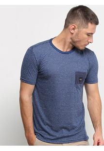Camiseta Nicoboco Especial Slim Fit Mirik Masculina - Masculino