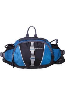 Pochete Trekker Azul - Guepardo