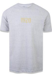 T-Shirt New Era Raglan New Era Brasil Areia