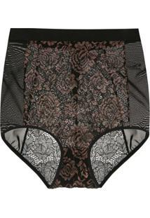 Bo.Bô Calcinha Hot Pants - Preto
