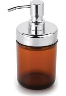Dispenser Sabonete Líquido Acquaset Âmbar Forma