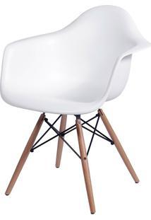 Poltrona Eames Dar C/ Braço Or-1120 – Or Design - Branco