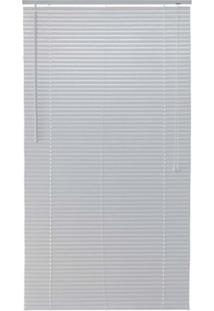 Persiana Horizontal Em Pvc Block 80X220Cm Branca