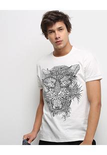 Camiseta Ellus Masculina - Masculino
