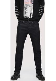Calça Jeans Diesel Buster - Masculino-Marinho