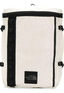 The North Face Contrast Trim Backpack - Branco
