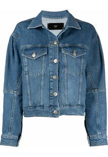 3X1 Jaqueta Jeans - Azul